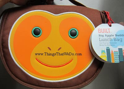thingsthatwedo.com - Built big apple buddies lunch bag
