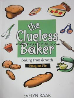 thingsthatwedo.com - the clueless baker book