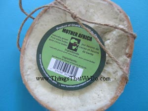thingsthatwedo.com - mother africa cocoa shea butter