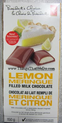 thingsthatwedo.com - pc lemon meringue filled milk chocolate