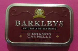 thingsthatwedo.com - barkleys naturally better mints