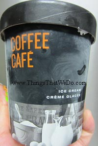 thingsthatwedo.com - pc black label coffee ice cream