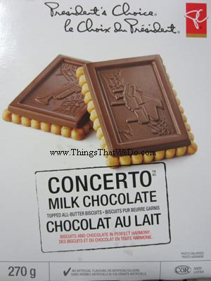 thingsthatwedo.com - PC concerto milk chocolate topped all-butter biscuits