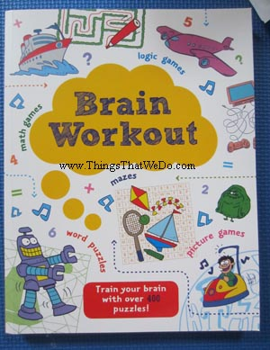 thingsthatwedo.com - brain workout book