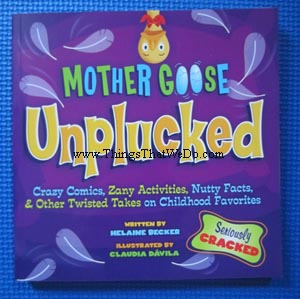 thingsthatwedo.com - mother goose unplucked book