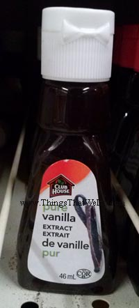 thingsthatwedo.com - clubhouse pure vanilla extract