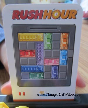 thingsthatwedo.com - rush hour game