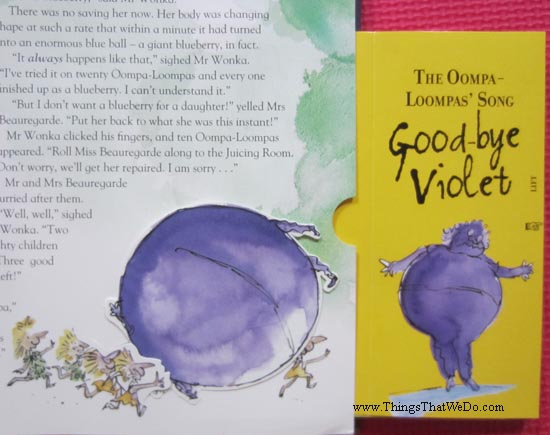 When you're good, you're good. Roald Dahl: Charlie and the ...