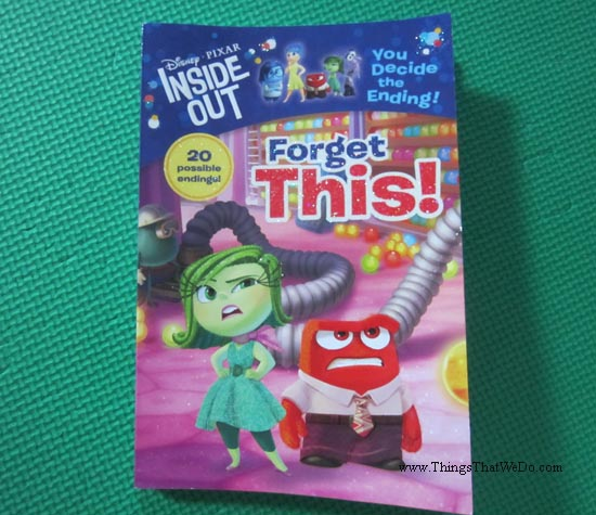 thingsthatwedo.com - inside out forget this book