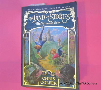 thingsthatwedo.com book review - land of stories