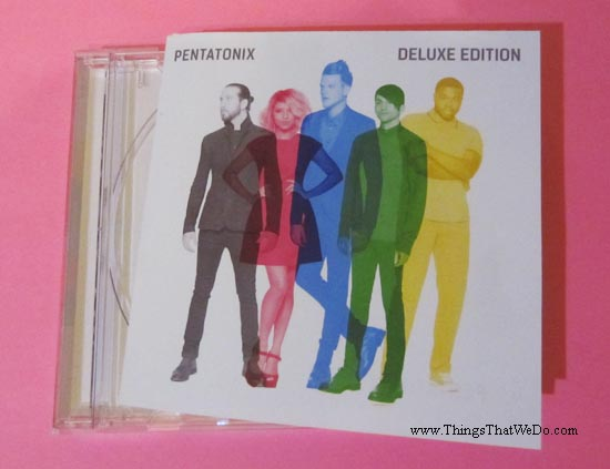 thingsthatwedo.com - pentatonix CD 2015