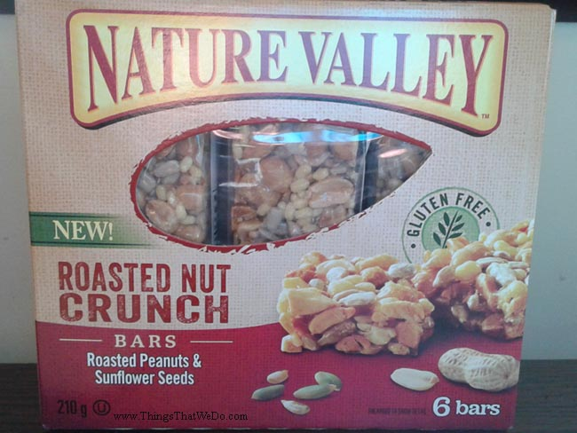 thingsthatwedo.com - nature-valley-roasted-nut-crunch-bars