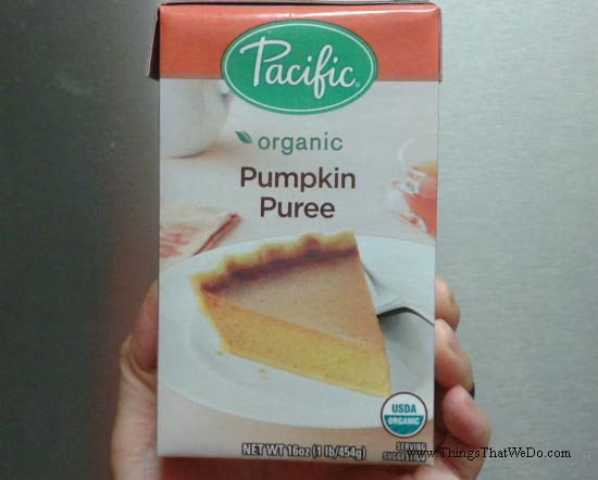 thingsthatwedo.com - pacific-organic-pumpkin-puree-pumpkin-loaf