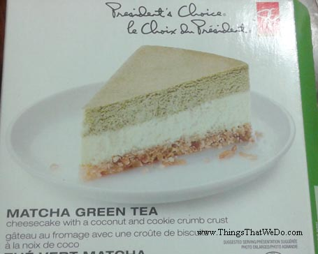 thingsthatwedo.com - pc matcha green tea cheesecake